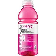 Vitamin Water Zero Focus Kiwi Strawberry